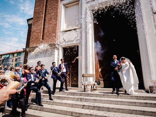 Il matrimonio di Fabio e Giulia a Venaria Reale, Torino 40