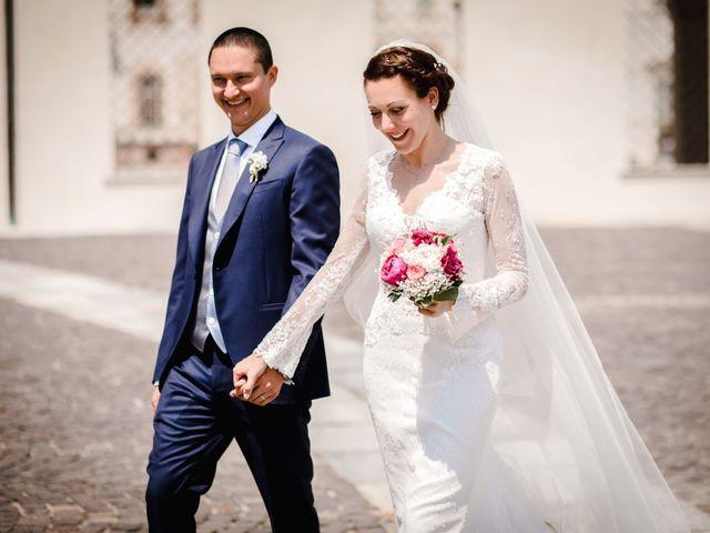Il matrimonio di Fabio e Giulia a Venaria Reale, Torino 43