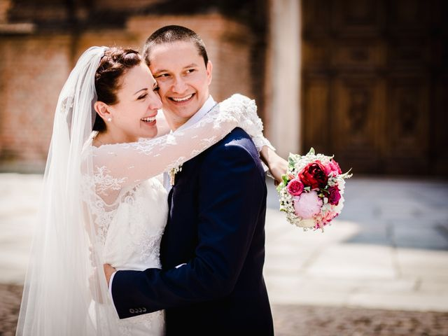 Il matrimonio di Fabio e Giulia a Venaria Reale, Torino 46