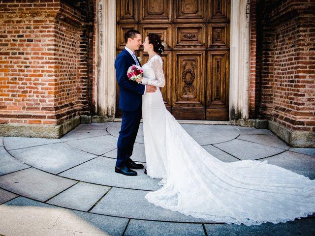 Il matrimonio di Fabio e Giulia a Venaria Reale, Torino 50