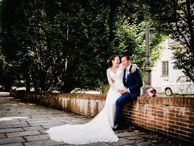 Il matrimonio di Fabio e Giulia a Venaria Reale, Torino 53
