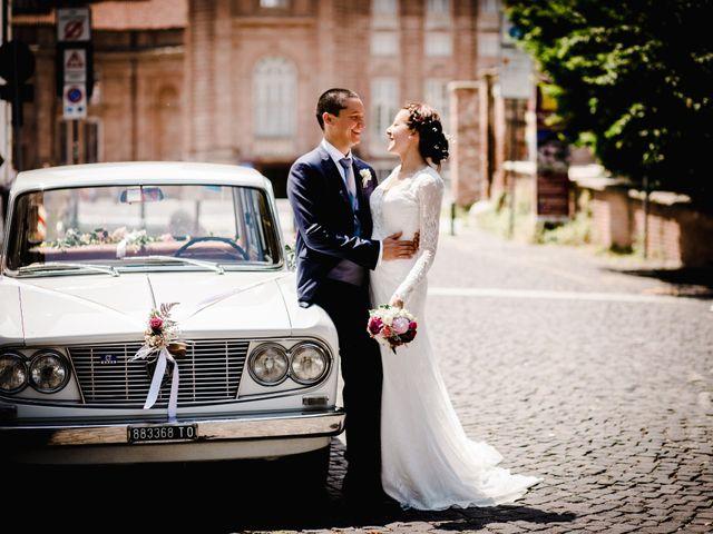 Il matrimonio di Fabio e Giulia a Venaria Reale, Torino 56