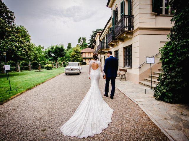 Il matrimonio di Fabio e Giulia a Venaria Reale, Torino 69