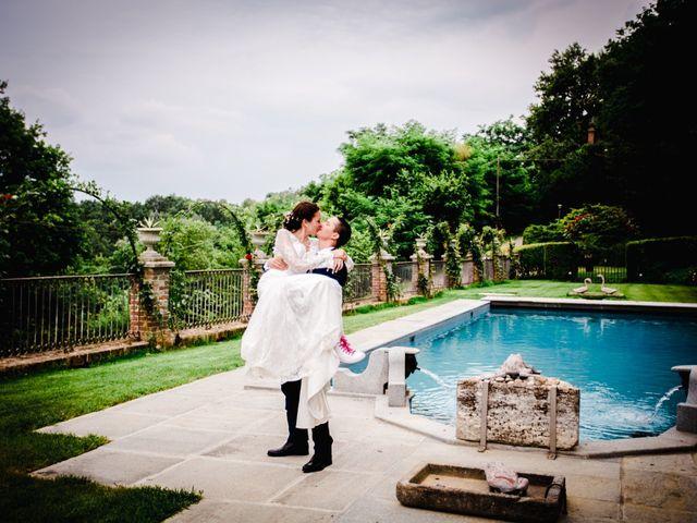 Il matrimonio di Fabio e Giulia a Venaria Reale, Torino 72