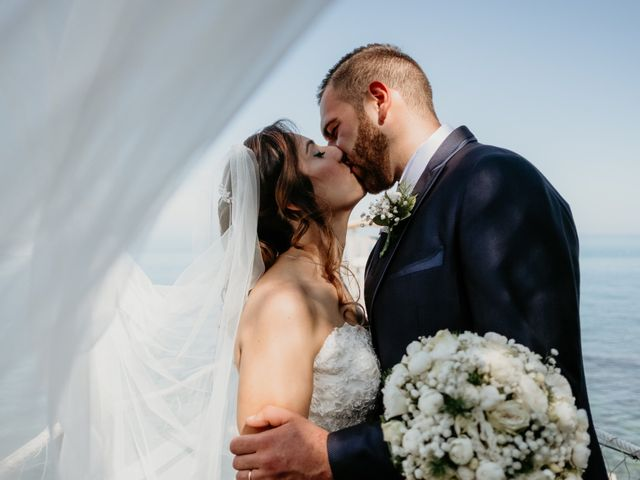 Le nozze di Giulia e Loris