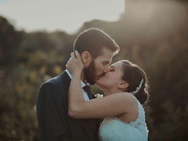 Le nozze di Sabrina e Federico