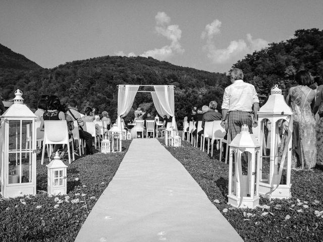 Il matrimonio di Andrea e Marzia a Caprino Bergamasco, Bergamo 15