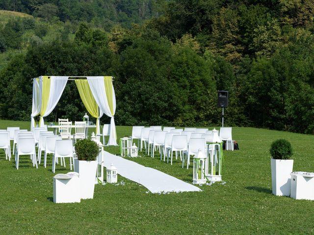 Il matrimonio di Andrea e Marzia a Caprino Bergamasco, Bergamo 24