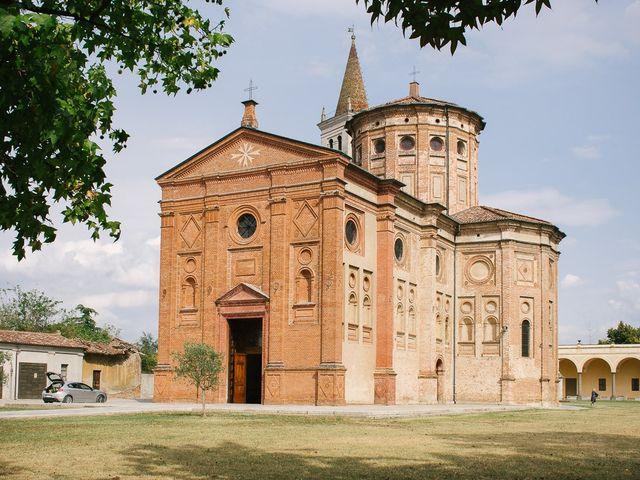 Il matrimonio di Mario e Melissa a Salvirola, Cremona 17