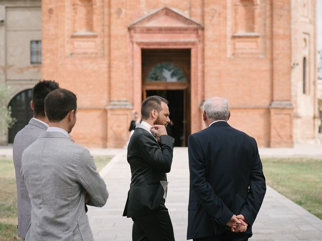Il matrimonio di Mario e Melissa a Salvirola, Cremona 18