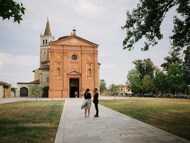 Il matrimonio di Mario e Melissa a Salvirola, Cremona 19