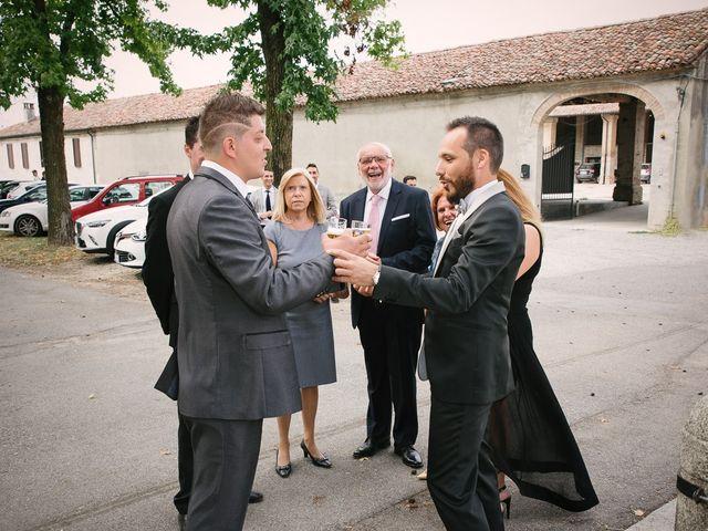 Il matrimonio di Mario e Melissa a Salvirola, Cremona 20