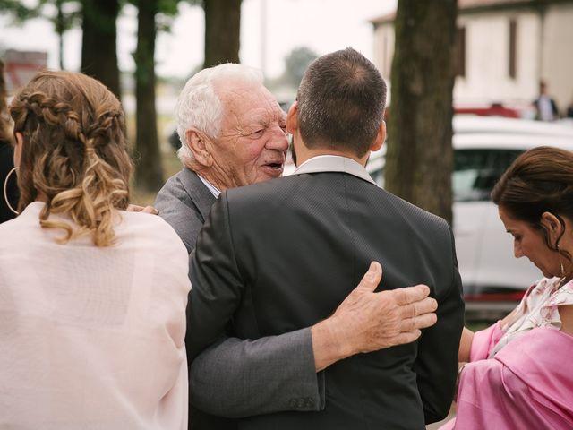 Il matrimonio di Mario e Melissa a Salvirola, Cremona 21