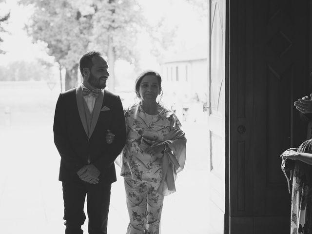 Il matrimonio di Mario e Melissa a Salvirola, Cremona 25