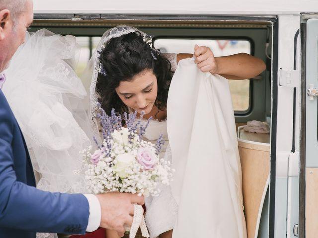 Il matrimonio di Mario e Melissa a Salvirola, Cremona 31