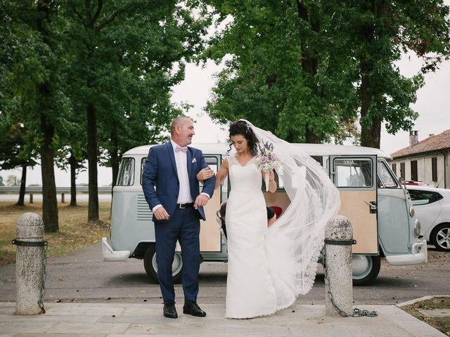 Il matrimonio di Mario e Melissa a Salvirola, Cremona 32
