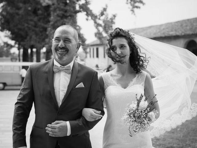 Il matrimonio di Mario e Melissa a Salvirola, Cremona 33