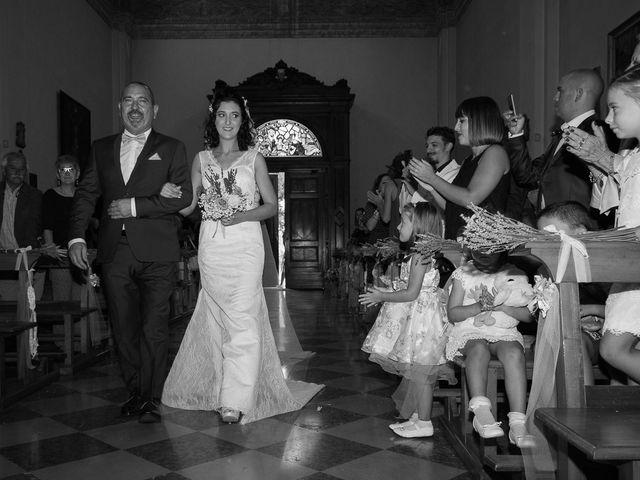 Il matrimonio di Mario e Melissa a Salvirola, Cremona 35