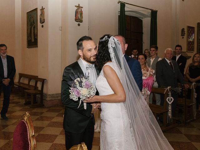Il matrimonio di Mario e Melissa a Salvirola, Cremona 37