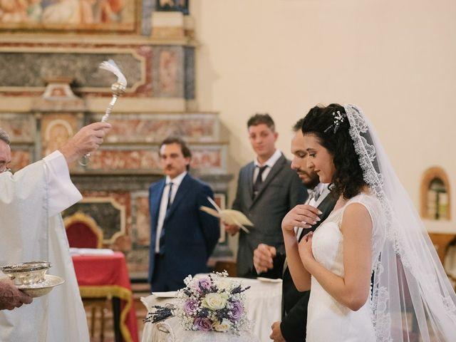 Il matrimonio di Mario e Melissa a Salvirola, Cremona 39