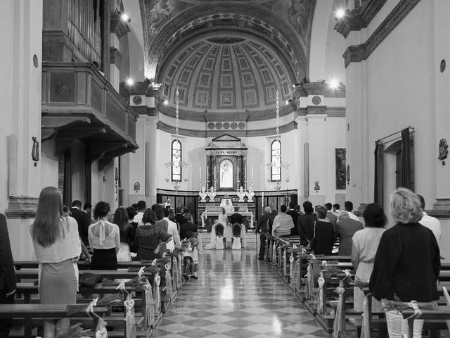 Il matrimonio di Mario e Melissa a Salvirola, Cremona 40