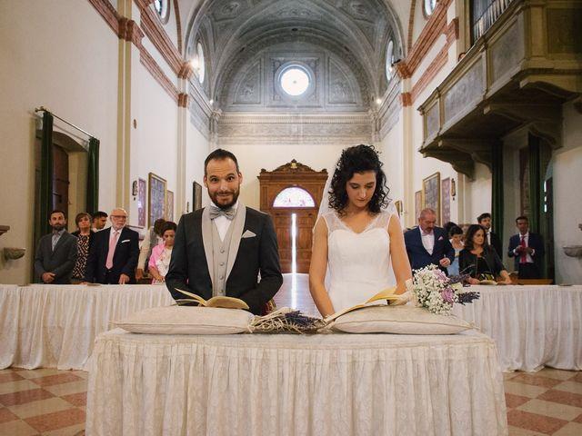 Il matrimonio di Mario e Melissa a Salvirola, Cremona 41