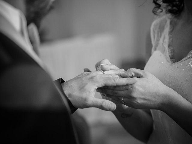 Il matrimonio di Mario e Melissa a Salvirola, Cremona 44