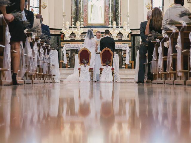 Il matrimonio di Mario e Melissa a Salvirola, Cremona 45
