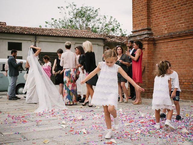 Il matrimonio di Mario e Melissa a Salvirola, Cremona 1