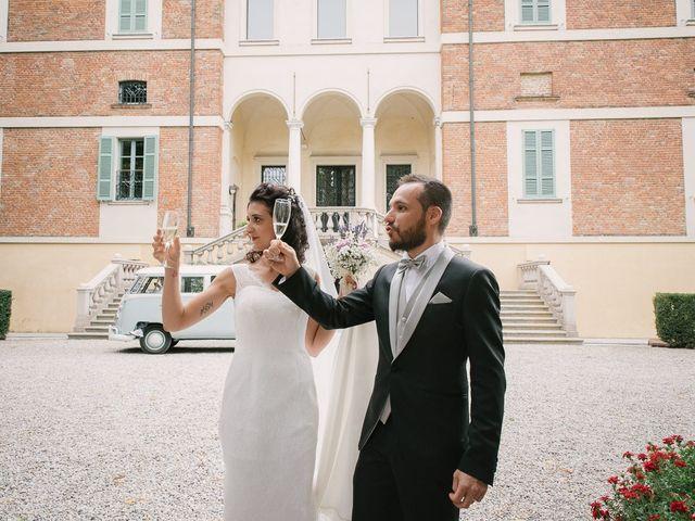 Il matrimonio di Mario e Melissa a Salvirola, Cremona 58
