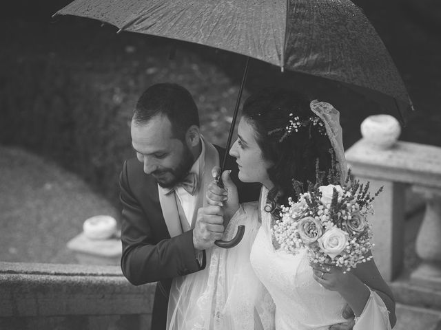 Il matrimonio di Mario e Melissa a Salvirola, Cremona 2