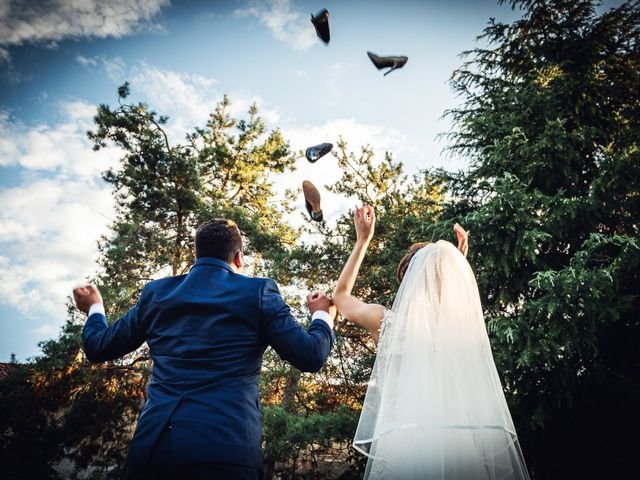 Le nozze di Deborah e Davide