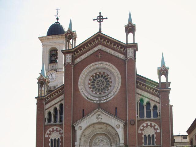 Il matrimonio di Fabio e Stefania a Orbassano, Torino 7