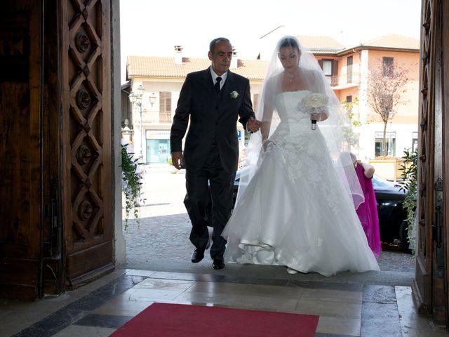Il matrimonio di Fabio e Stefania a Orbassano, Torino 11