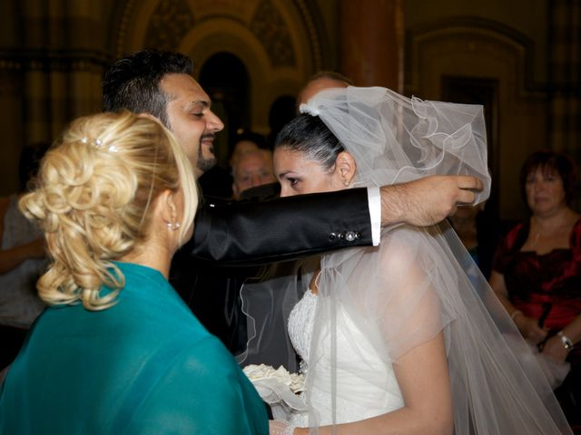 Il matrimonio di Fabio e Stefania a Orbassano, Torino 12