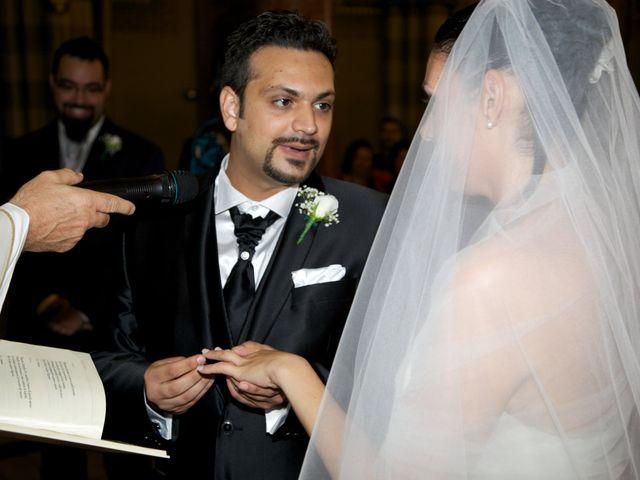 Il matrimonio di Fabio e Stefania a Orbassano, Torino 15