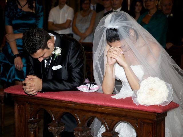 Il matrimonio di Fabio e Stefania a Orbassano, Torino 16
