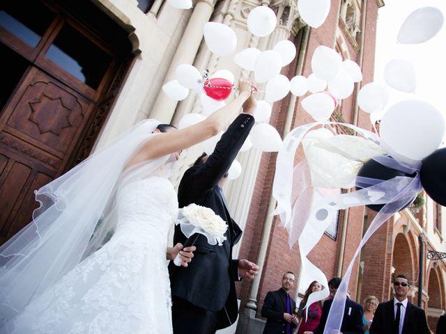 Il matrimonio di Fabio e Stefania a Orbassano, Torino 19