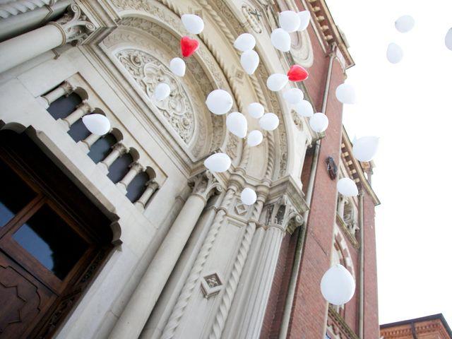 Il matrimonio di Fabio e Stefania a Orbassano, Torino 20