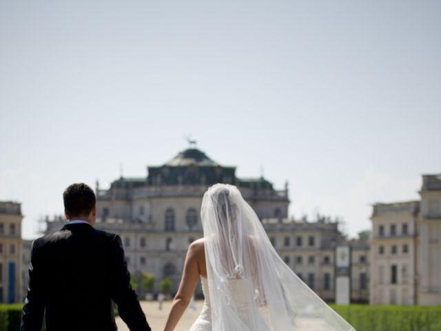Il matrimonio di Fabio e Stefania a Orbassano, Torino 21