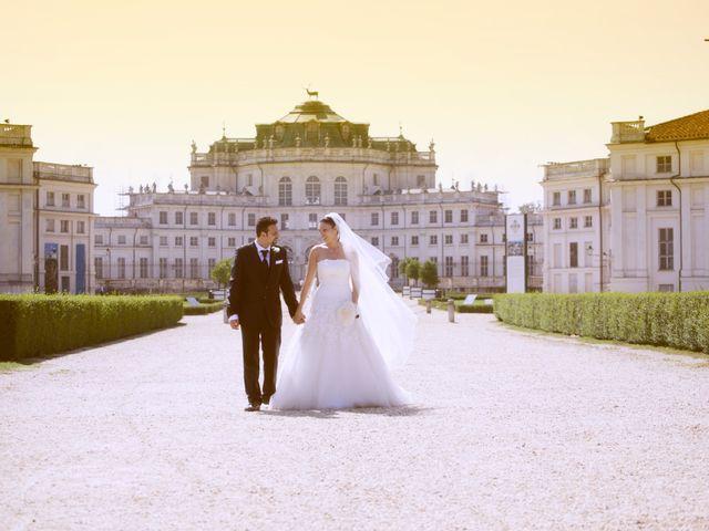 Il matrimonio di Fabio e Stefania a Orbassano, Torino 22