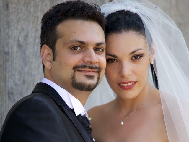 Il matrimonio di Fabio e Stefania a Orbassano, Torino 25