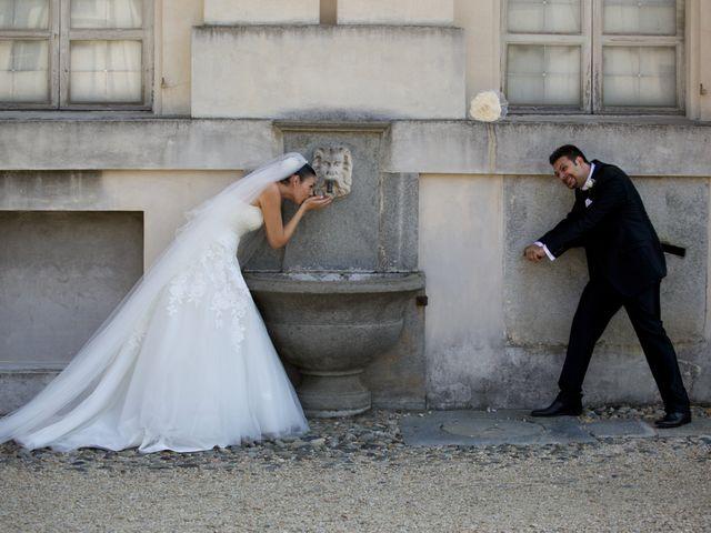 Il matrimonio di Fabio e Stefania a Orbassano, Torino 26