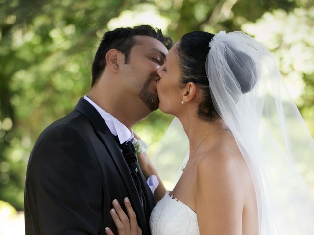 Il matrimonio di Fabio e Stefania a Orbassano, Torino 27