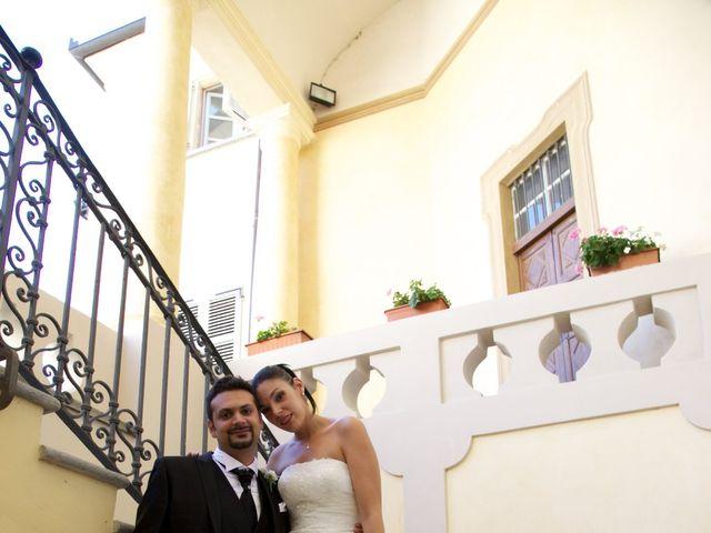 Il matrimonio di Fabio e Stefania a Orbassano, Torino 28