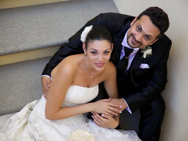 Il matrimonio di Fabio e Stefania a Orbassano, Torino 29