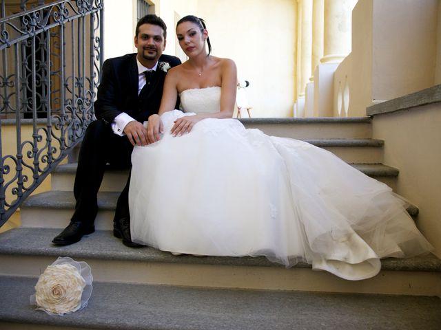 Il matrimonio di Fabio e Stefania a Orbassano, Torino 31