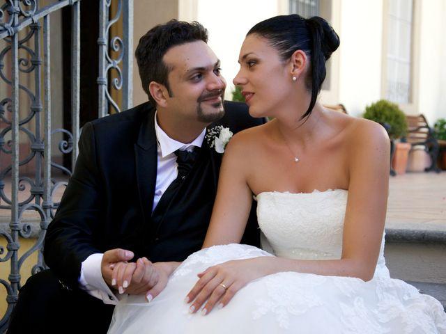 Il matrimonio di Fabio e Stefania a Orbassano, Torino 32