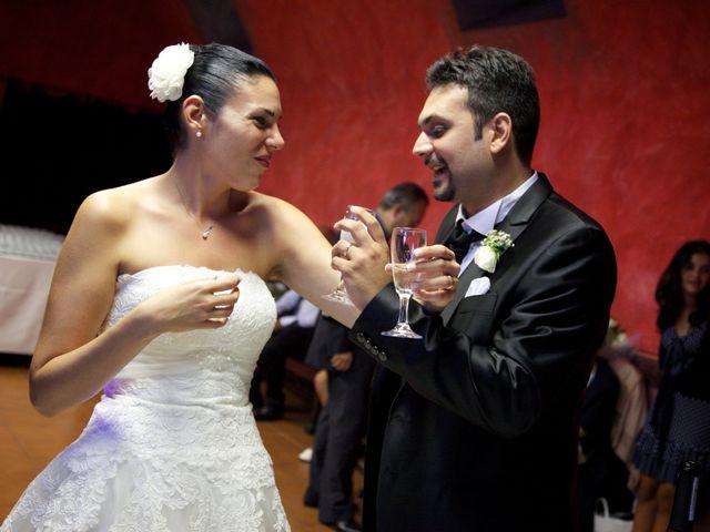 Il matrimonio di Fabio e Stefania a Orbassano, Torino 35