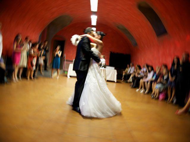 Il matrimonio di Fabio e Stefania a Orbassano, Torino 36